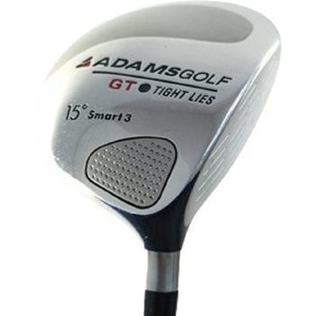 Adams TIGHT LIES GT Fairway Wood Preowned Golf Club