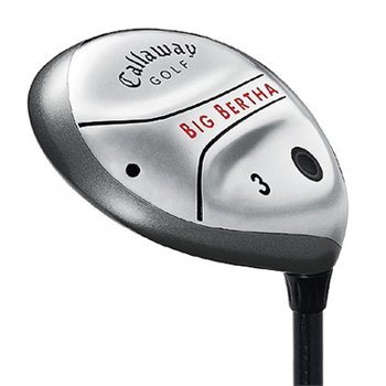 Callaway BIG BERTHA 2004 Fairway Wood Preowned Golf Club