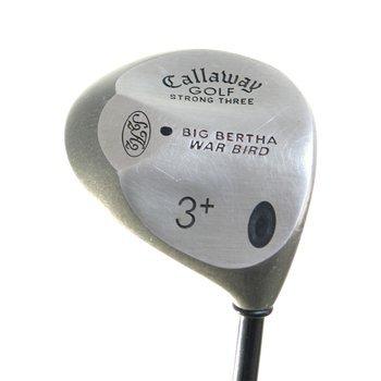 Callaway BIG BERTHA WAR BIRD Fairway Wood Preowned Golf Club