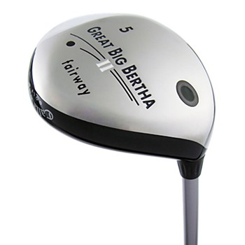 Callaway GREAT BIG BERTHA II Fairway Wood Preowned Golf Club