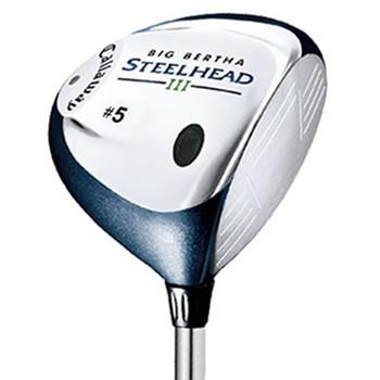 Callaway STEELHEAD III Fairway Wood Preowned Golf Club