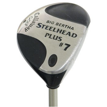 Callaway STEELHEAD PLUS Fairway Wood Preowned Golf Club