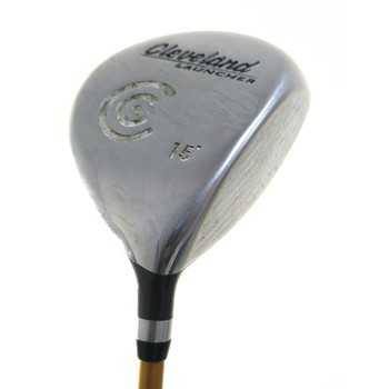 Cleveland LAUNCHER Fairway Wood Preowned Golf Club