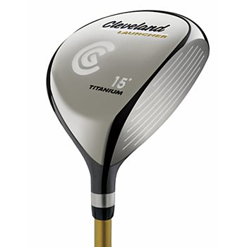 Cleveland LAUNCHER TI Fairway Wood Preowned Golf Club