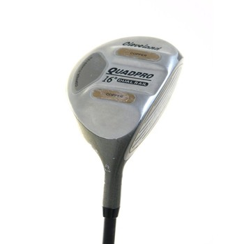 Cleveland QUADPRO Fairway Wood Preowned Golf Club
