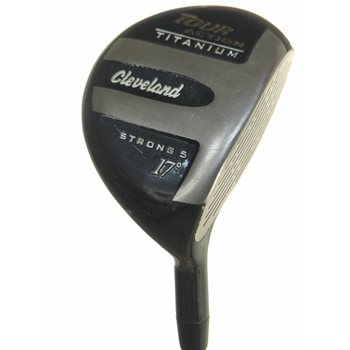 Cleveland TOUR ACTION TI Fairway Wood Preowned Golf Club