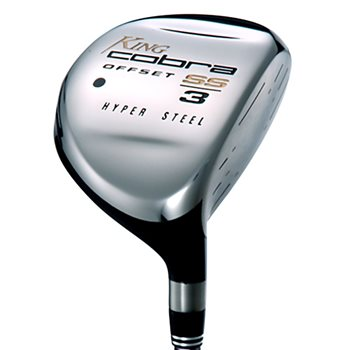 Cobra SS HYPER STEEL OFFSET Fairway Wood Preowned Golf Club