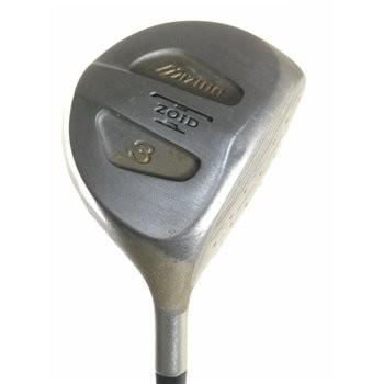 Mizuno T-ZOID STAINLESS Fairway Wood Preowned Golf Club