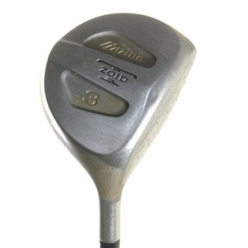 Mizuno T-ZOID STAINLESS Fairway Wood Preowned Golf Club