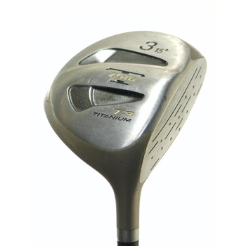 Mizuno T-ZOID T3 TITANIUM Fairway Wood Preowned Golf Club