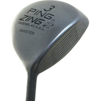 Ping ZING 2 Fairway Wood Preowned Golf Club