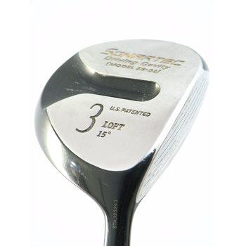Sonartec SS-02 Fairway Wood Preowned Golf Club