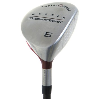 TaylorMade SUPERSTEEL Fairway Wood Preowned Golf Club