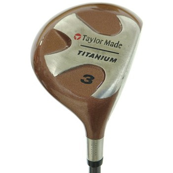 TaylorMade TITANIUM BUBBLE Fairway Wood Preowned Golf Club