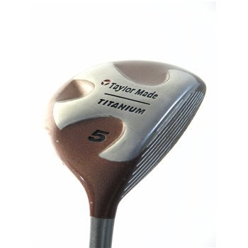 TaylorMade TITANIUM BUBBLE Fairway Wood Preowned Golf Club