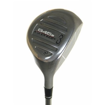 Tommy Armour 845 SILVER SCOT (GREY FINISH) Fairway Wood Preowned Golf Club