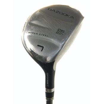 Tour Edge BAZOOKA Fairway Wood Preowned Golf Club