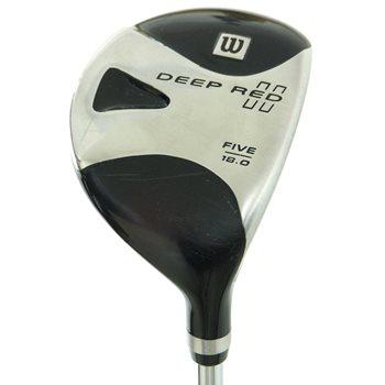Wilson DEEP RED II TOUR Fairway Wood Preowned Golf Club