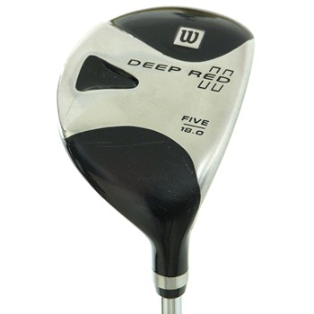 Wilson DEEP RED II TOUR Fairway Wood Preowned Golf Club