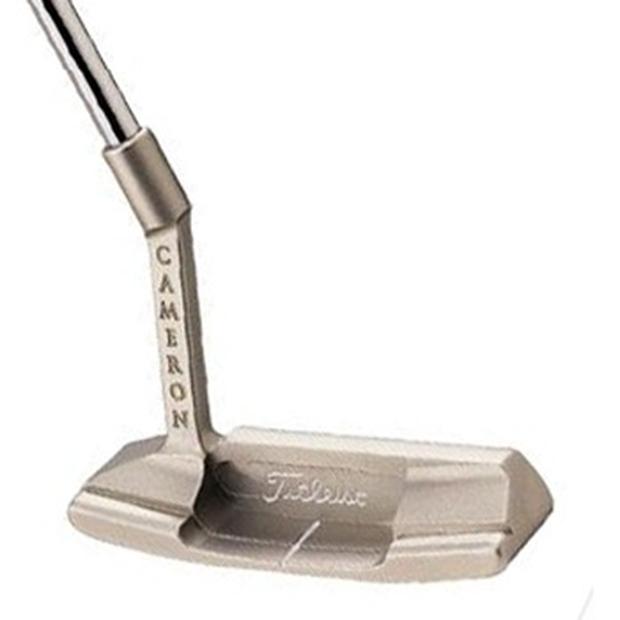 Titleist Scotty Cameron Pro Platinum Newport Mid Slant Putter Preowned Golf Club