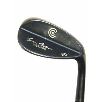 Cleveland 588 GUNMETAL Wedge Preowned Golf Club