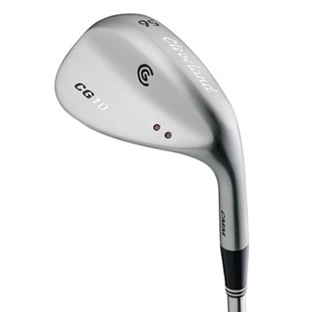 Cleveland CG10 Chrome Wedge Preowned Golf Club