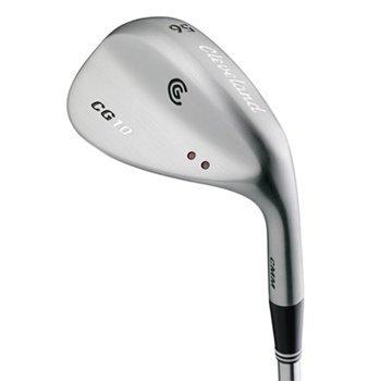 Cleveland CG10 Chrome Wedge Preowned Golf Club