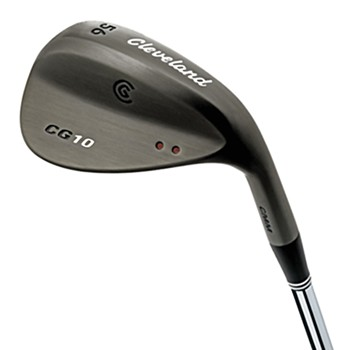 Cleveland CG10 BLACK PEARL Wedge Preowned Golf Club