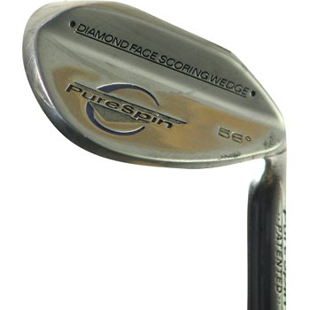 PureSpin DIAMOND FACE Wedge Preowned Golf Club