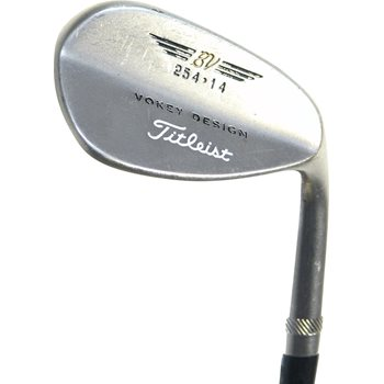 Titleist VOKEY BLACK NICKEL Wedge Preowned Golf Club