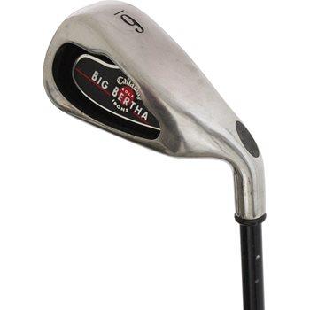 Callaway BIG BERTHA 2004 Iron Set Preowned Golf Club
