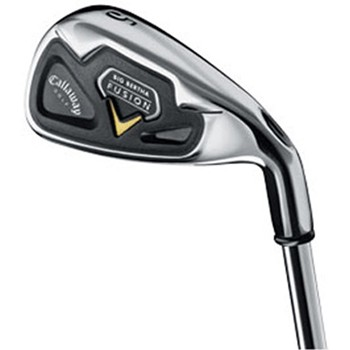 Callaway BIG BERTHA FUSION Iron Set Preowned Golf Club