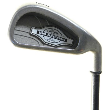 Callaway BIG BERTHA X-12 Iron Set Preowned Golf Club