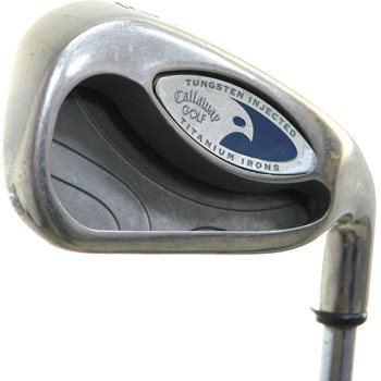 Callaway HAWK EYE Iron Set Preowned Clubs