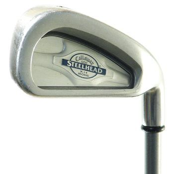 Callaway STEELHEAD X-14 Iron Set Preowned Golf Club