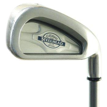 Callaway STEELHEAD X-14 Iron Set Preowned Golf Club