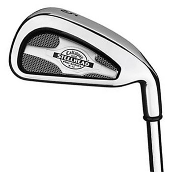 Callaway STEELHEAD X-14 PRO SERIES Iron Set Preowned Golf Club
