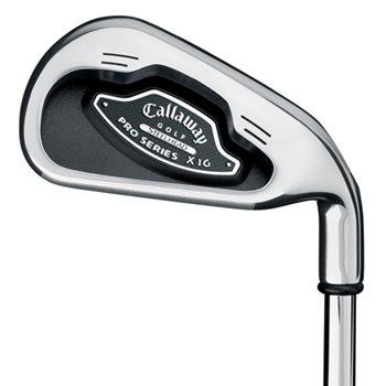 Callaway STEELHEAD X-16 PRO SERIES Iron Set Preowned Golf Club