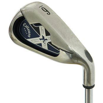 Callaway X-18 Iron Set Preowned Golf Club