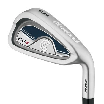 Cleveland CG4 Iron Set Preowned Golf Club