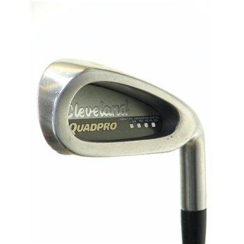 Cleveland QUADPRO Iron Set Preowned Golf Club