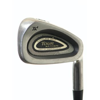 Cleveland TA4 Iron Set Preowned Golf Club