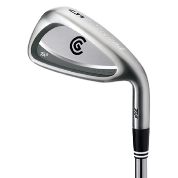 Cleveland TA6 Iron Set Preowned Golf Club