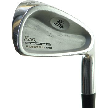 Cobra FORGED CB Iron Set Preowned Golf Club