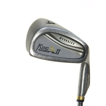 Cobra King Cobra II Oversize Iron Set Preowned Golf Club