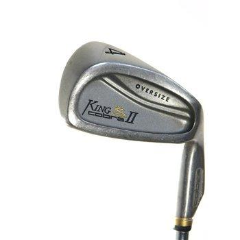 Cobra King Cobra II Oversize Iron Set Preowned Golf Club