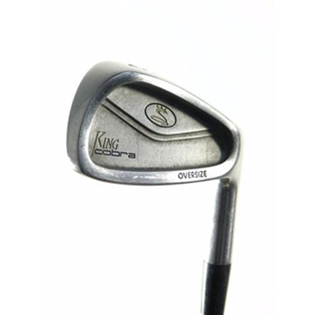 Cobra KING COBRA OVERSIZE Iron Set Preowned Golf Club