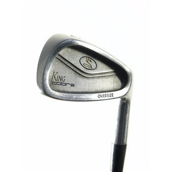Cobra KING COBRA OVERSIZE Iron Set Preowned Golf Club
