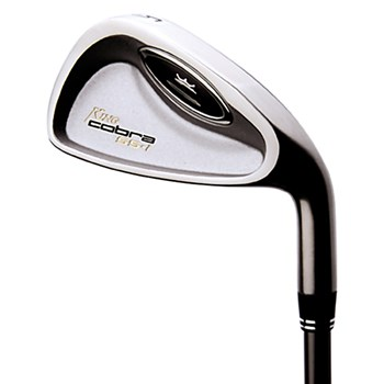 Cobra SS-i Oversize Iron Set Preowned Golf Club