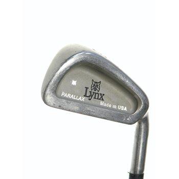 Lynx PARALLAX Iron Set Preowned Golf Club